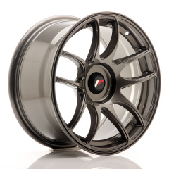 JR Wheels JR29 16x8 ET20-30 BLANK Hyper Gray