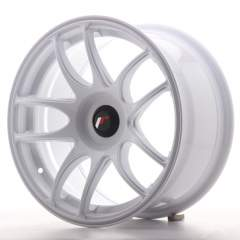 Japan Racing JR29 16x8 ET20-28 Blank White