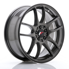 JR Wheels JR29 17x7 ET40 4x100/114 Hyper Gray