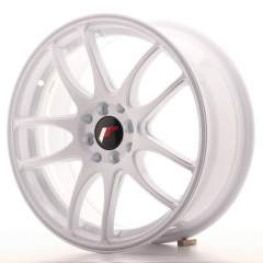 Japan Racing JR29 17x7 ET40 4x100/114 White
