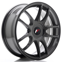 JR Wheels JR29 17x7 ET20-48 BLANK Hyper Gray