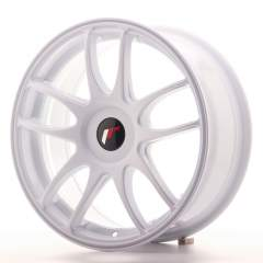 Japan Racing JR29 17x7 ET20-40 Blank White