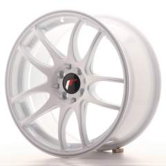 Japan Racing JR29 17x8 ET35 4x100/114 White