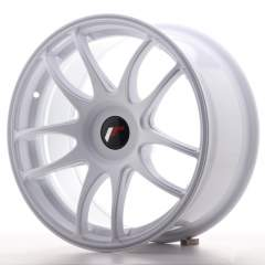 Japan Racing JR29 17x8 ET20-35 Blank White