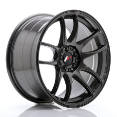 JR Wheels JR29 17x9 ET35 5x100/114 Hyper Gray