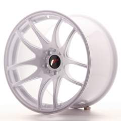 Japan Racing JR29 18x10,5 ET25 5x114/120 White