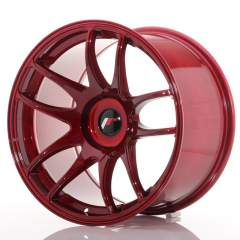 Japan Racing JR29 18x10,5 ET25 Blank Platinum Red