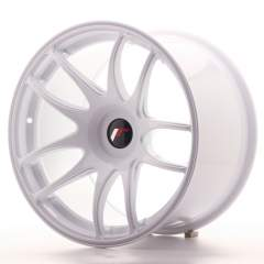 Japan Racing JR29 18x10,5 ET25 Blank White