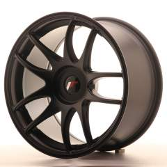 Japan Racing JR29 18x9,5 ET20-40 Blank Matt Black