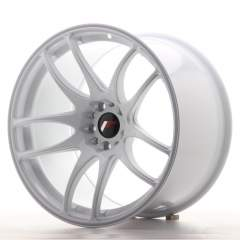 Japan Racing JR29 19x11 ET25 5x114/120 White