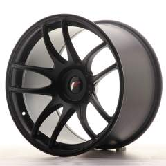 Japan Racing JR29 19x11 ET15-30 Blank Matt Black