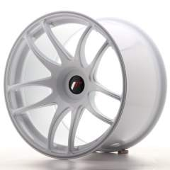 Japan Racing JR29 19x11 ET15-30 Blank White