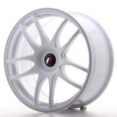 Japan Racing JR29 19x8,5 ET20-45 Blank White