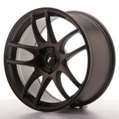 Japan Racing JR29 19x9,5 ET20-45 5H Blank Matt Bro