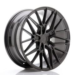 JR Wheels JR38 18x8 ET20-42 5H BLANK Hyper Gray