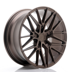 JR Wheels JR38 18x8 ET20-42 5H BLANK Bronze