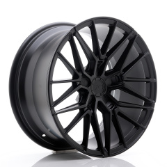 JR Wheels JR38 18x9 ET20-45 5H BLANK Matt Black