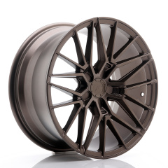 JR Wheels JR38 18x9 ET20-45 5H BLANK Bronze<br/>