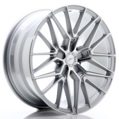 JR Wheels JR38 19x8,5 ET20-45 5H BLANK Silver Machined Face