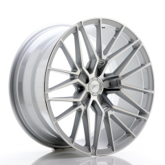 JR Wheels JR38 19x9,5 ET20-45 5H BLANK Silver Machined Face