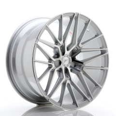 JR Wheels JR38 20x10,5 ET20-45 5H BLANK Silver Machined Face
