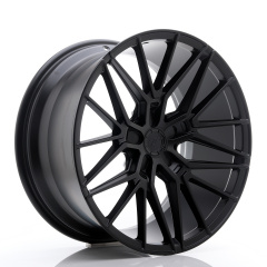 JR Wheels JR38 20x10 ET20-45 5H BLANK Matt Black
