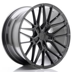 JR Wheels JR38 20x10 ET20-45 5H BLANK Hyper Gray