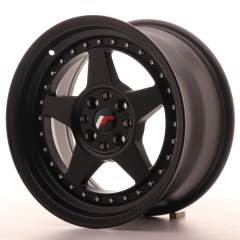 Japan Racing JR6 16x8 ET30 4x100/114 Matt Black