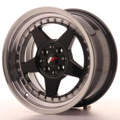 Japan Racing JR6 16x8 ET25 4x100/108 Glossy Black
