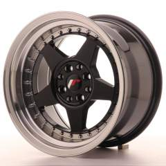 Japan Racing JR6 16x9 ET20 4x100/108 Glossy Black