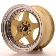Japan Racing JR6 16x9 ET20 4x100/108 Gold