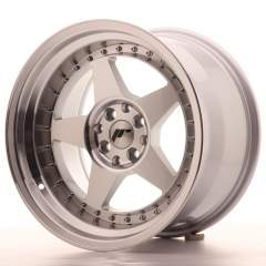 Japan Racing JR6 17x10 ET20 5x114/120 Machined Sil