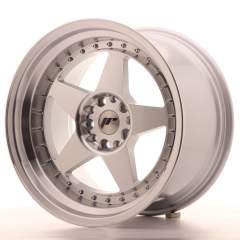 Japan Racing JR6 18x10,5 ET25 5x114,3/120 Silver M