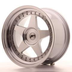 Japan Racing JR6 18x10,5 ET0-25 Blank Silver Machi