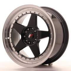 Japan Racing JR6 18x8,5 ET22 5x114,3/120 Glossy Bl