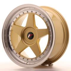 Japan Racing JR6 18x8,5 ET20-40 Blank Gold