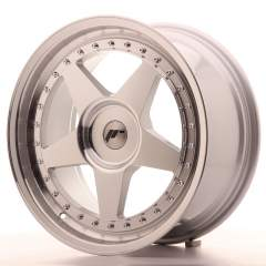Japan Racing JR6 18x8,5 ET20-40 Blank Silver Machi