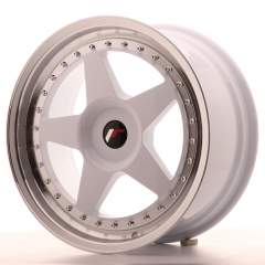 Japan Racing JR6 18x8,5 ET20-40 Blank White
