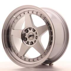 Japan Racing JR6 18x9,5 ET40 5x112/114,3 Silver Ma