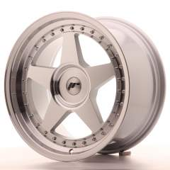 Japan Racing JR6 18x9,5 ET20-40 Blank Silver Machi