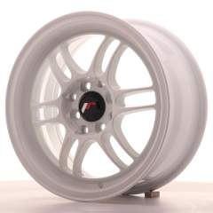 Japan Racing JR7 15x7 ET38 4x100/114 White