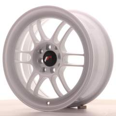 Japan Racing JR7 16x7 ET38 4x100/114 White