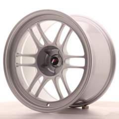 Japan Racing JR7 18x10,5 ET15 5H Blank Silver