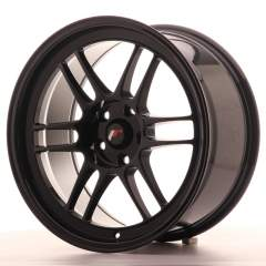 Japan Racing JR7 18x9 ET35 5x114,3 Black
