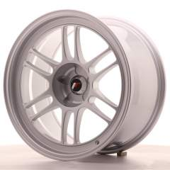Japan Racing JR7 18x9,5 ET15 5H Blank Silver