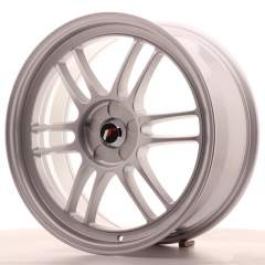 Japan Racing JR7 19x8,5 ET35-42 5H Blank Silver