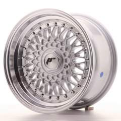 Japan Racing JR9 15x8 ET20 4x100/108 Silver+S