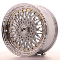 Japan Racing JR9 16x7,5 ET25 4x100/108 Silver