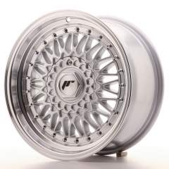 Japan Racing JR9 16x7,5 ET25 4x100/108 Silver+S