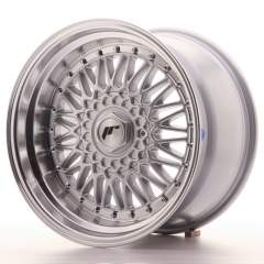 Japan Racing JR9 17x10 ET20 5x112/120 Silver+S